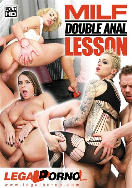 MILF Double Anal Lesson (2020) XXX Full Movies HD 720p