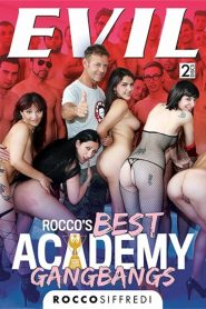 Rocco's Best Academy Gangbangs Sex Full Movie