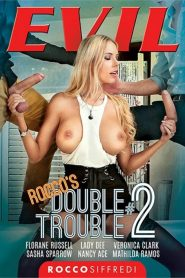 Rocco's Double Trouble #2 Sex Full Movie