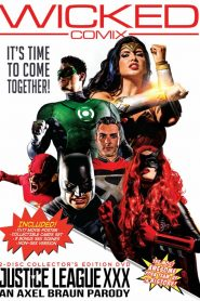 Justice League XXX: An Axel Braun Parody Sex Full Movie