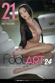 Foot Art 24 Sex Full Movies
