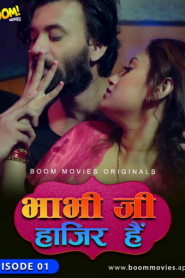 18+ Bhabhiji Hajir Hai 2021 Hindi S01E01 BoomMovies Web Series