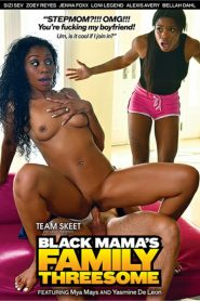 Black Mama's Family Threesome Sex Full Movies